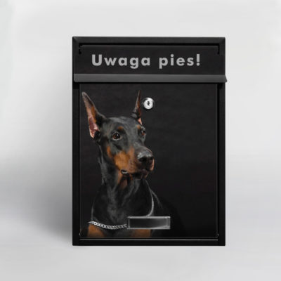 Model 7I F DOBERMAN NAPIS
