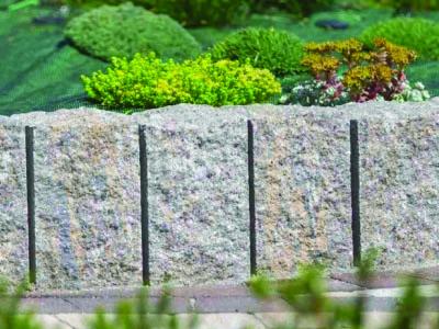 Palisada łupana Stone
