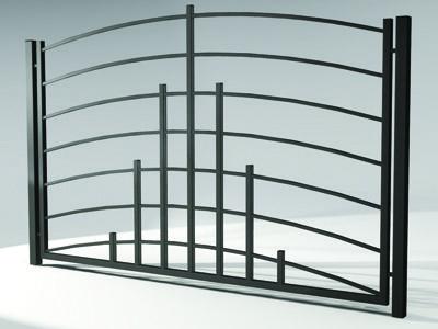 Ogrodzenie nowoczesne ON-090