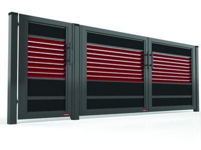 Ogrodzenie P305 +PS005