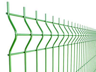 Ogrodzenia systemowe 3D