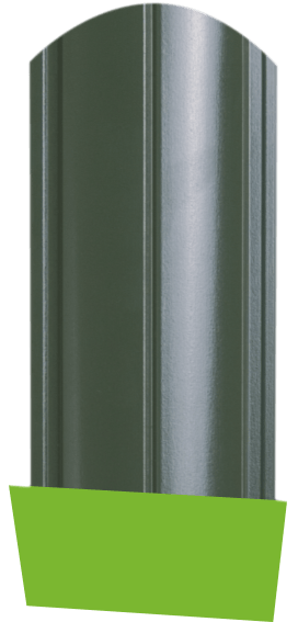 RAL 6020 zielony
