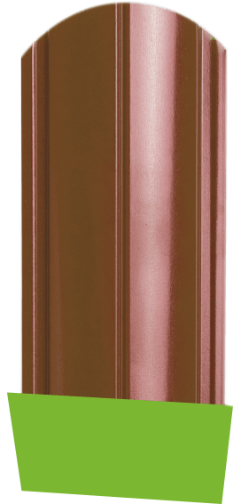 RAL 8004 ceglasty